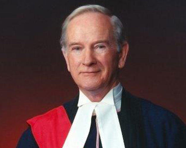 Judge Gordon Barkman